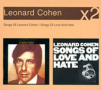 Обложка альбома «Songs Of Leonard Cohen. Songs Of Love And Hate» (Leonard Cohen, 2003)