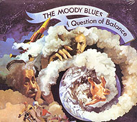 Обложка альбома «A Question Of Balance» (The Moody Blues, 2006)
