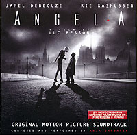 Обложка альбома «Angel — A. Bande Originale Du Film» (Гарбарек Аня, 2005)