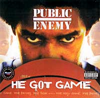 Обложка альбома «He Got Game» (Public Enemy, 1998)