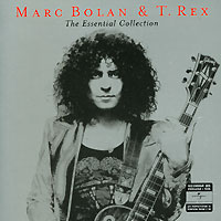 Обложка альбома «Marc Bolan & T. Rex. The Essential Collection» (T. Rex, Marc Bolan, 2006)