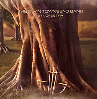 Обложка альбома «Synchestra» (The Devin Townsend Band, 2006)