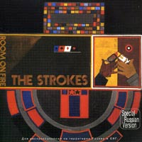 Обложка альбома «Room On Fire» (The Strokes, 2003)