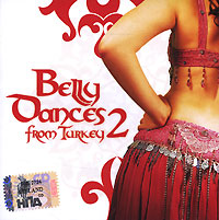Обложка альбома «Belly Dances From Turkey 2» (2006)