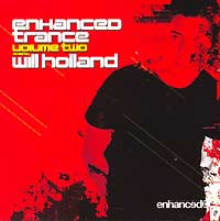 Обложка альбома «Enhanced Trance. Mixed By Will Holland. Volume Two» (Will Holland, 2006)