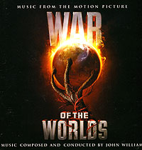 Обложка альбома «Music From The Motion Picture «The War Of The Worlds»» (John Williams, 2005)