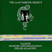 Обложка альбома «Tales Of Mystery & Imagination» (The Alan Parsons Project, 1990)