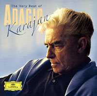Обложка альбома «The Very Best Of Adagio. Karajan» (Karajan, 2005)
