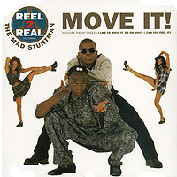 Обложка альбома «Featuring The Mad Stuntman. Move It» (Reel 2 Real, 1994)