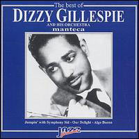Обложка альбома «Manteca» (Dizzy Gillespie & His Orchestra, 2006)