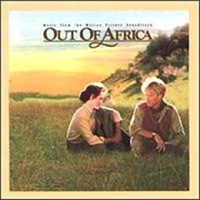Обложка альбома «Out Of Africa. Music From The Motion Picture Soundtrack» (2006)