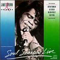 Обложка альбома «Soul Session Live» (James Brown, 2006)
