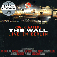 Обложка альбома «The Wall. Live In Berlin» (Roger Waters, 2003)