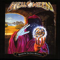 Обложка альбома «Keeper Of The Seven Keys. Part 1» (Helloween, 2006)