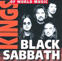 Обложка альбома «Kings Of World Music. Black Sabbath» (Black Sabbath, 2001)