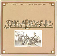 Обложка альбома «Sonny And Brownie» (Sonny Terry, Brownie McGhee, 1990)
