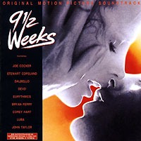 Обложка альбома «9 1/2 Weeks. Original Motion Picture Soundtrack» (1986)