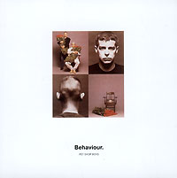 Обложка альбома «Behavior. Further Listening 1990-1991» (Pet Shop Boys, 2001)