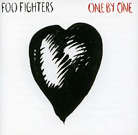 Обложка альбома «One By One» (Foo Fighters, 2002)