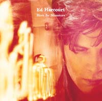 Обложка альбома «Here Be Monsters» (Ed Harcourt, ????)