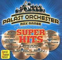 Обложка альбома «Super Hits» (Palast Orchester, 2001)