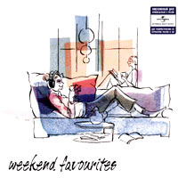 Обложка альбома «Various Artists. Weekend Favourites» (2006)