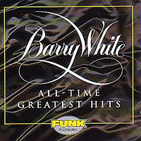Обложка альбома «All-Time Greatest Hits» (Barry White, 2006)