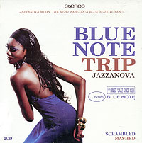 Обложка альбома «Blue Note Trip. Jazzanova. Scrambled. Mashed» (Jazzanova, 2006)