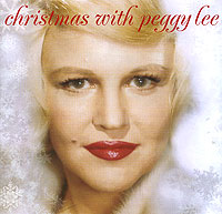 Обложка альбома «Christmas With Peggy Lee» (Peggy Lee, 2006)