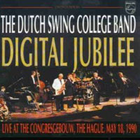 Обложка альбома «Digital Jubilee» (Dutch Swing College Band, 2006)