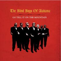 Обложка альбома «Go Tell It On The Mountain» (The Blind Boys Of Alabama, 2003)