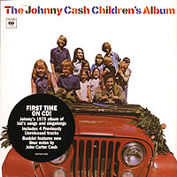 Обложка альбома «The Johnny Cash Children's Album» (Johnny Cash, 2006)