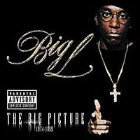 Обложка альбома «The Big Picture» (Big L, 2006)
