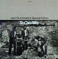 Обложка альбома «Tin Can Alley» (Jack DeJohnette, 2006)