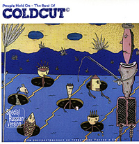 Обложка альбома «People Hold On. The Best Of Codcut» (Coldcut, 2005)