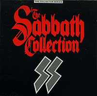 Обложка альбома «Sabbath Collection» (Black Sabbath, 1985)