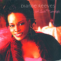 Обложка альбома «A Little Moonlight» (Dianne Reeves, 2003)