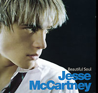 Обложка альбома «Beautiful Soul» (Jesse McCartney, 2006)