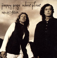 Обложка альбома «Jimmy Page & Robert Plant Unledded. No Quarter» (Jimmy Page, Robert Plant, 1994)