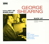 Обложка альбома «Lullaby Of Birdland» (George Shearing, 2003)