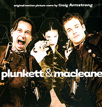 Обложка альбома «Plunket & Macleane» (Craig Armstrong, 1999)