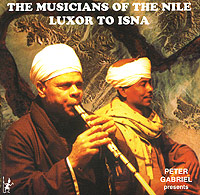 Обложка альбома «The Musicians Of The Nile. Luxor To Isna. Peter Gabriel Presents» (Peter Gabriel, 2004)