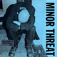 Обложка альбома «Complete Discography» (Minor Threat, 2003)