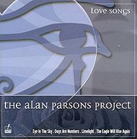 Обложка альбома «Love Songs» (The Alan Parsons Project, 2002)