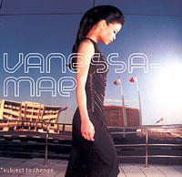 Обложка альбома «Subject To Change» (Vanessa-Mae, 2001)