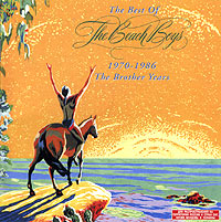 Обложка альбома «The Best Of The Brother Years 1970 — 1986» (The Beach Boys, 2000)