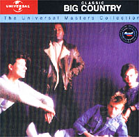 Обложка альбома «Classic. Big Country» (Big Country, 2001)