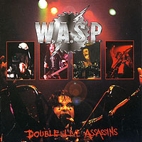 Обложка альбома «Double Live Assassins» (W.A.S.P., 2004)
