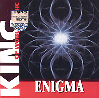 Обложка альбома «King Of World Music. Enigma» (Enigma, 2001)