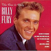 Обложка альбома «The One & Only» (Billy Fury, 2006)